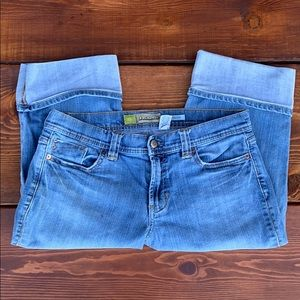 Old Navy crop jeans